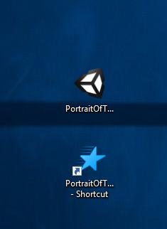 Changing desktop icons in Windows.